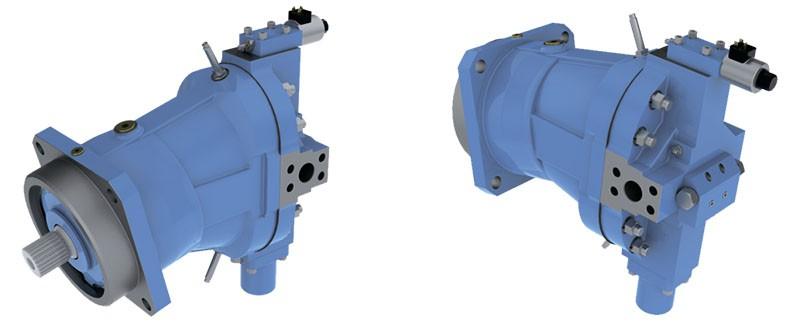 Гидромоторы 303 серии