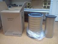 Фильтр воздушный Shantui в сборе 6128-81-7320