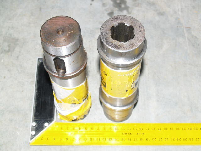 Вал рулевого насоса 403055D CDM-855