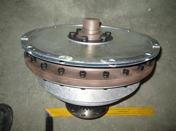 Гидротрансформатор без корпуса CDM-855 LG853.02.01-001