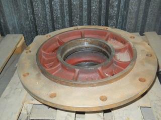 Крышка бортового редуктора LG50F.04423A CDM-855