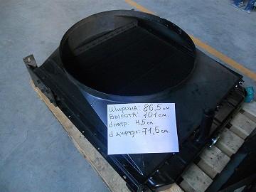 Радиатор охлаждения двигателя CDM-833 SHLY30F-00-00E