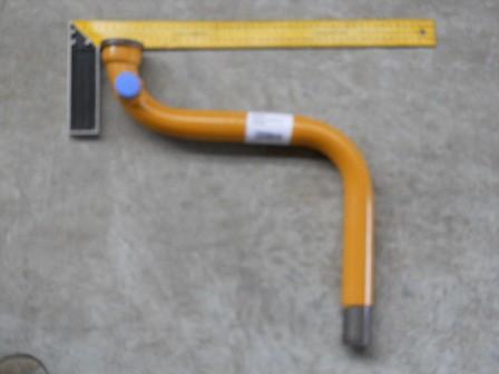Трубка гидравлическая LG30F.07011-011A CDM833