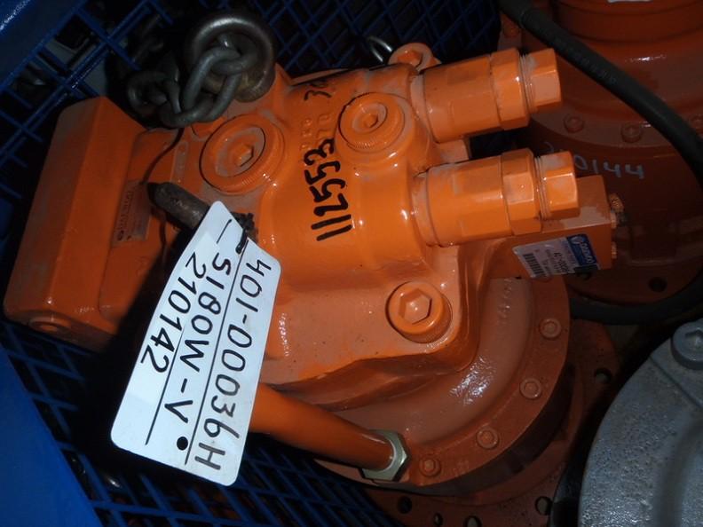 Редуктор поворота S-180W-V 130426-00004