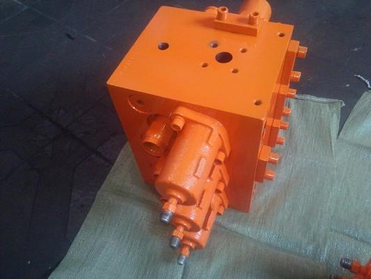 Гидроаппарат гидромоторов Э4.09.06.400сб для экскаваторов ЭО-5124, ЭО-5221, ЭО-5126, ЭО-5225