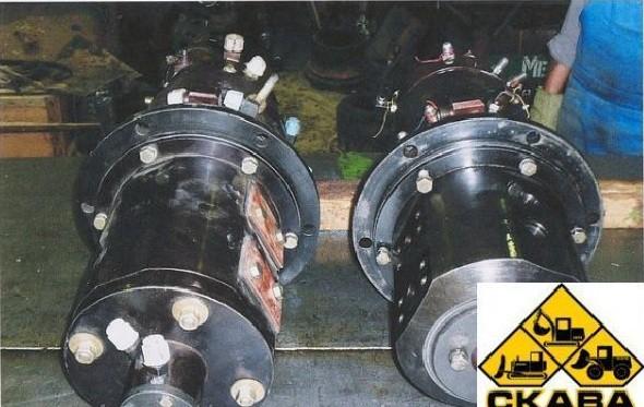 Коллектор центральный ЭО-33211 Э20.01.06.001сб