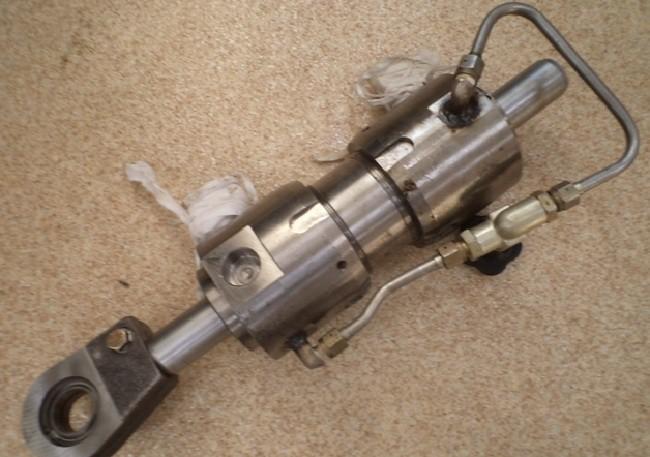Гидроцилиндр поворота колес Э20.80.022сб-1