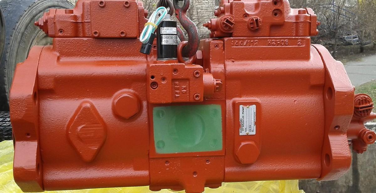 Основной гидравлический насос 31Q6-15010