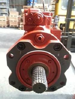 Основной гидравлический насос 31QC-10010