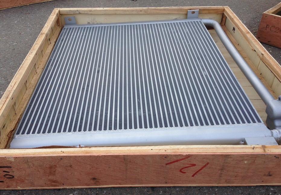 Радиатор водяной 206-03-72110