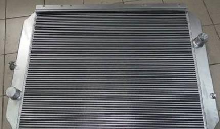 Радиатор водяной 207-03-71110