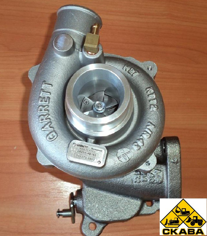 Турбокомпрессор 28200-4B160
