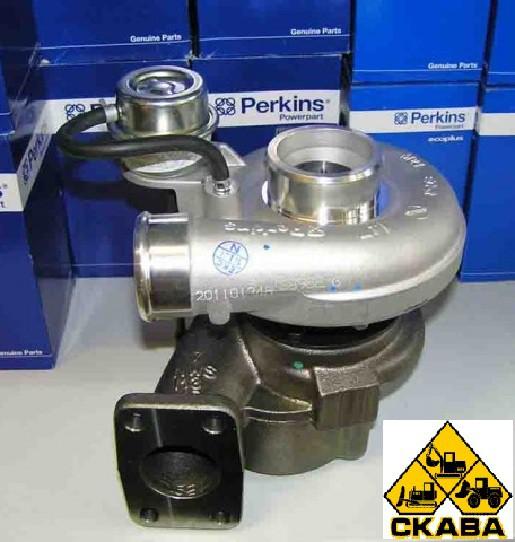 Турбокомпрессор PERKINS 2674A076