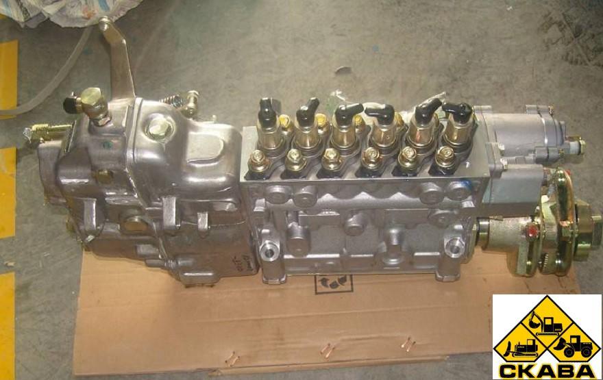 ТНВД Komatsu D-275A-5D 6212-72-1110
