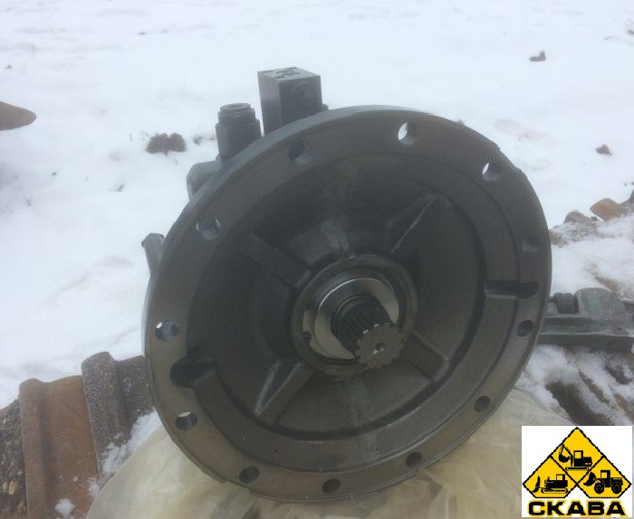 Гидромотор поворота платформы 31Q7-10130