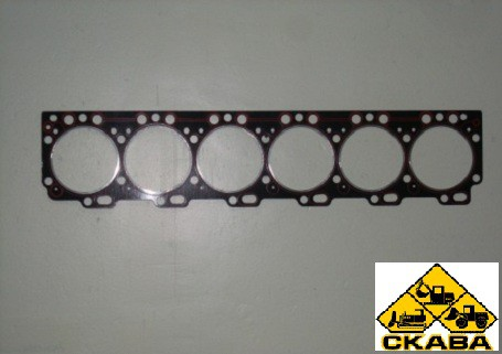 Прокладка головки блока цилиндров двигателя 6742-01-5582