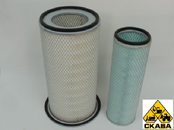Воздушный фильтр в сборе 600-181-6740