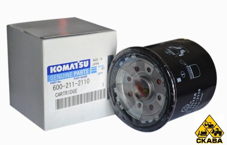 Фильтр масляный 600-211-2110