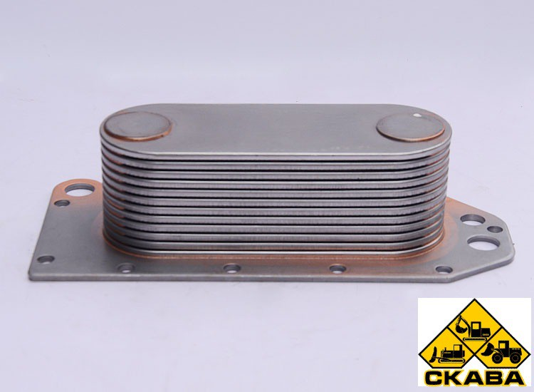 Маслоохладитель двигателя 3944463