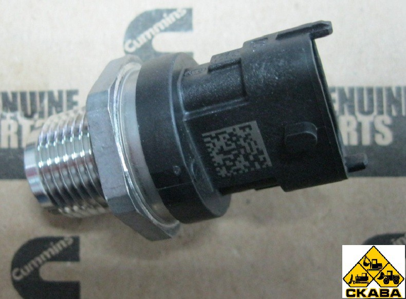Датчик давления топлива в рампе 3974092