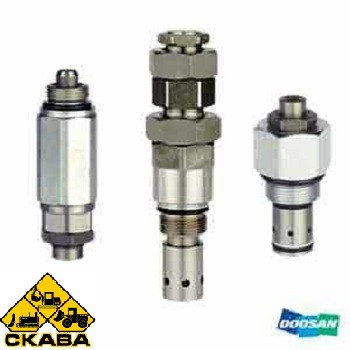 Клапан основного насоса 420-00127