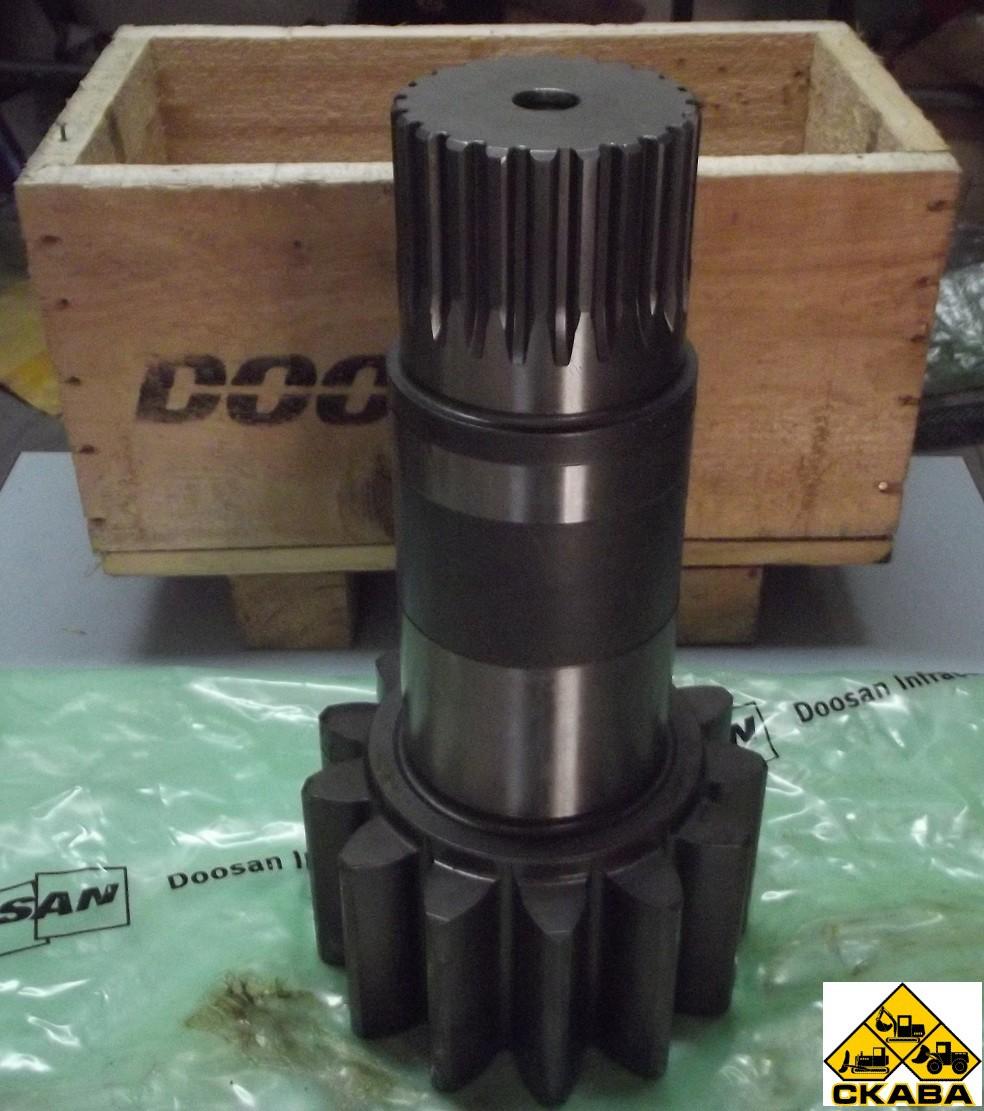 Вал приводной редуктора поворота 2112-1248