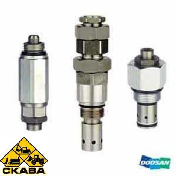 Клапан остановки 420-00511