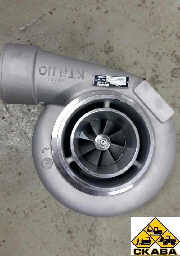Турбина 6505-65-5091