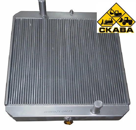 Радиатор водяной 4380047