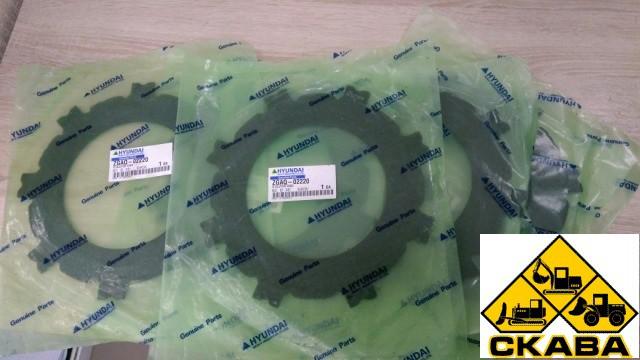 Фрикционный диск ZGAQ-02220