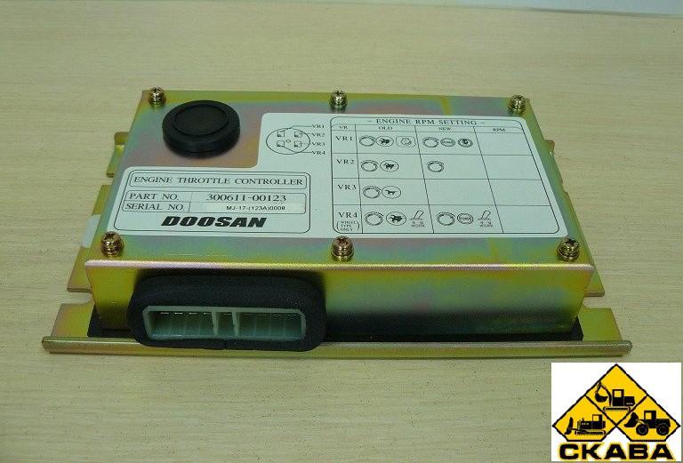 Контроллер дроссельной заслонки 543-00074