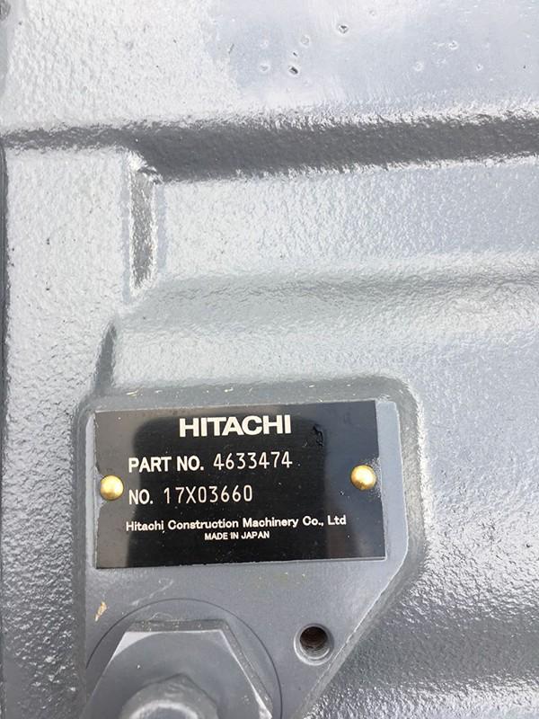 Гидронасос привода вентилятора 4633474