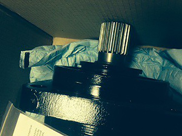 Гидромотор для автокрана 303.3.112.501.002
