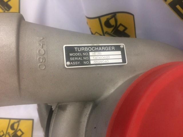 3529040 турбина Cummins NTA-855