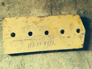 17А-71-11351 Нож отвала  средний