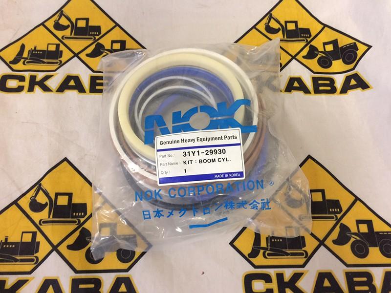 Ремкомплект гидроцилиндра стрелы 31Y1-29930