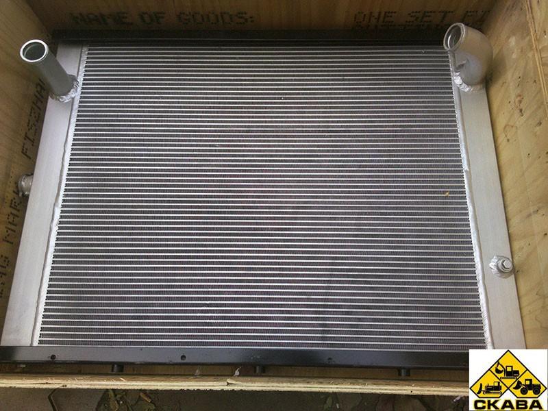 Радиатор водяной 11N7-40020