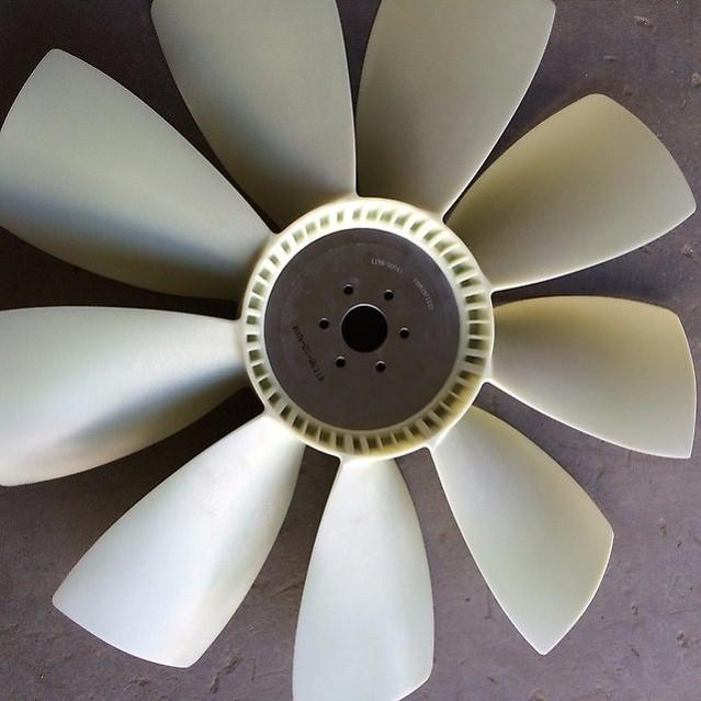 Крыльчатка вентилятора 11NB-00041