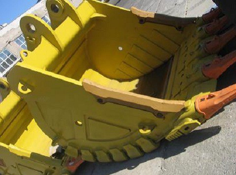 Ковш скальный Komatsu PC-750 обратная лопата