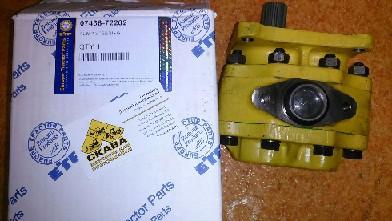 Насос рулевого управления 07436-72202