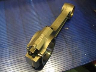 Шатун двигателя 6127-31-3101